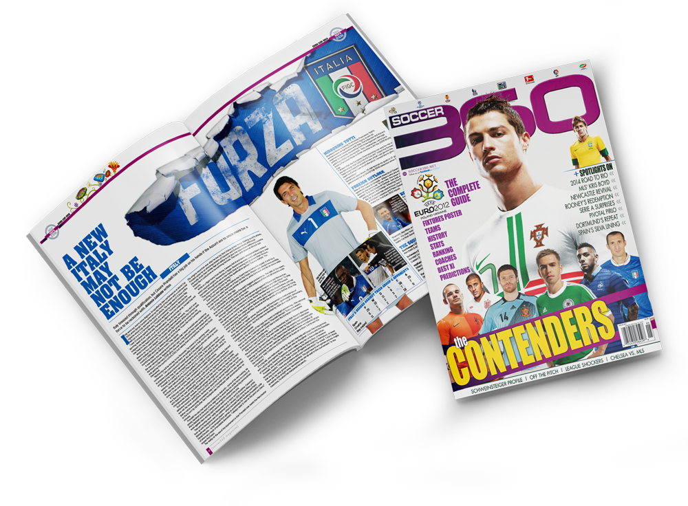 Soccer 360 | Issue 39