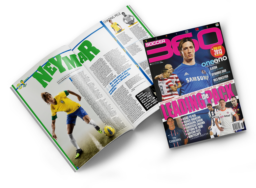 Soccer 360 | Issue 42