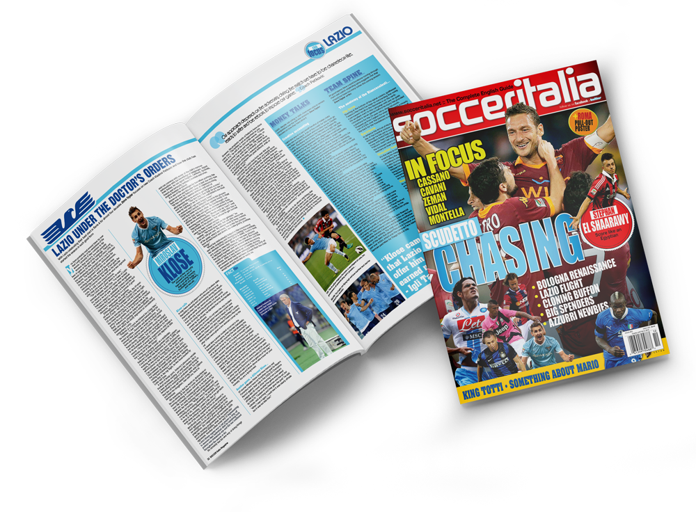 Soccer Italia | Issue 63