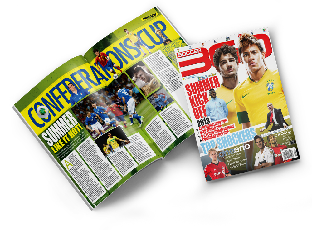 Soccer 360 | Issue 45
