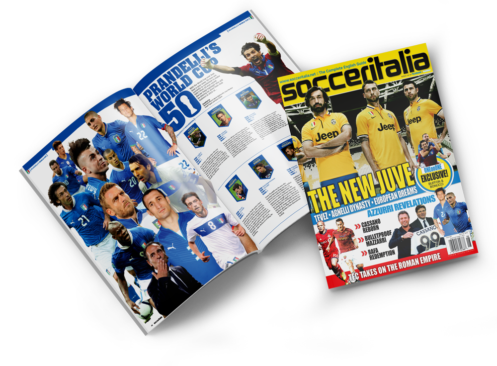 Soccer Italia | Issue 67